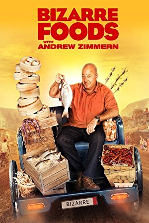 Bizarre Foods With Andrew Zimmern: Season 3