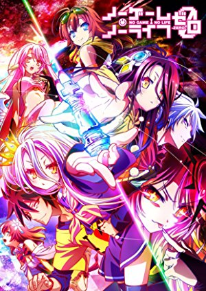 No Game, No Life: The Movie - Zero