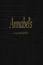 Annabel's: A String Of Naked Lightbulbs
